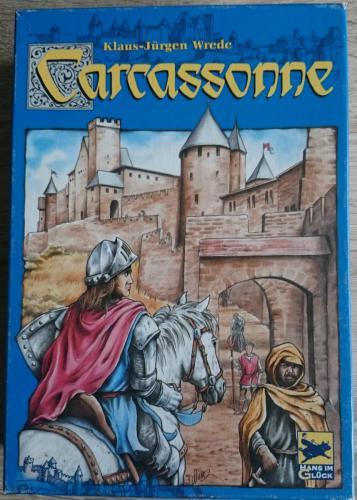 Klassiker - Carcassonne