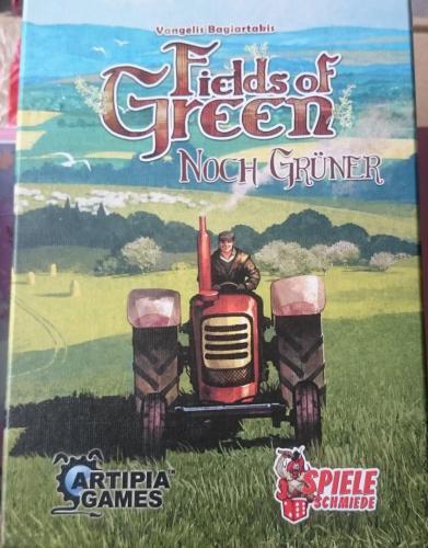 Fields of Green Erweiterung - Noch Grüner