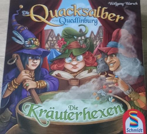 Die Quacksalber von Quedlinburg - Die Kräuterhexen Erweiterung