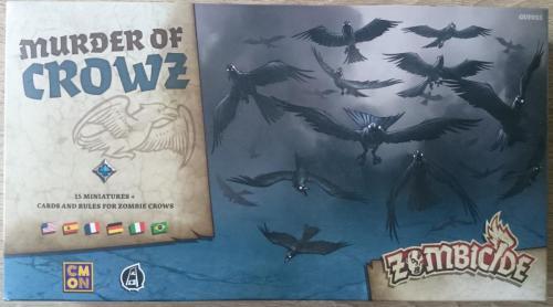 Zombicide Black Plague - Murder of Crowz Erweiterung