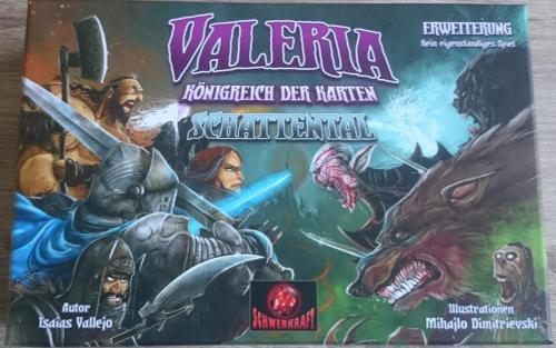 Valeria - Schattental Erweiterung