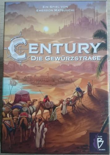 Century - Die Gewürzstraße