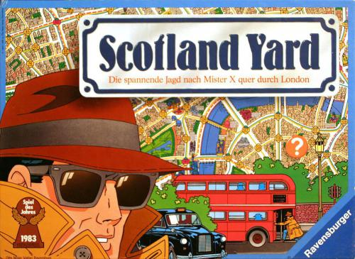 Klassiker - Scotland Yard
